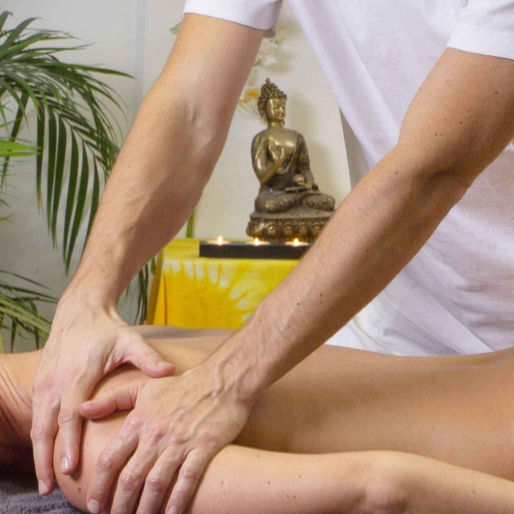 Massage – heilende Berührungen